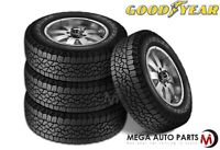 4 Goodyear Wrangler TrailRunner AT 245/75R16 111S OWL 55K Mile All Terrain Tires