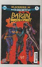 DC COMICS BATGIRL & THE BIRDS OF PREY #8 MAY 2017 REBIRTH 1ST PRINT NM
