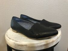 41cb43b4e4c Dr. Scholls Be Free Black Textured Flats Energy Technology Womens Size 6 M
