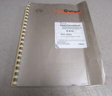 Wirtgen W50DC Spare Parts Catalogue Manual 179133