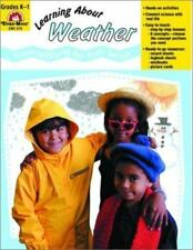Learning About Weather - ScienceWorks for Kids, Evan Moor, New Book