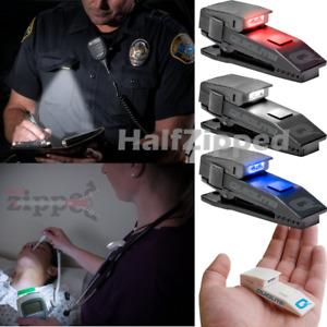 QuiqLite Hands-Free LED Flashlights for Police Medical EMS