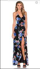 NWOT Yumi Kim Rush Hour Maxi Dress, Ivy blossom Small