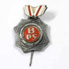 Odznaka wpinka pin badge Polska BPS Brygady Pracy Socjalistycznej