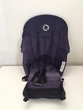 Bugaboo Frog Stroller Canvas Seat Fabric Base Navy Blue cameleon Toddler Baby