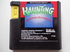 Mega Drive-haunting Star anillo polterguy (módulo)