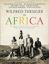 Wilfred Thesiger in Africa by Alexander Maitland (Hardback, 2010)