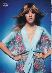Fleetwood Mac's Stevie Nicks, 1976 - Mini Poster/Magazine Clipping