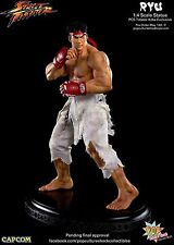 Ryu Exclusive Tatakai Koka Battle Damged Statue Pop Culture Shock Street Fighter