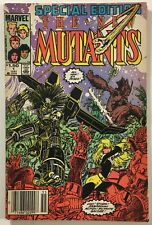 The New Mutants Special Edition #1 - 1st App Brightwind/Team Valkyries: Mist Axe