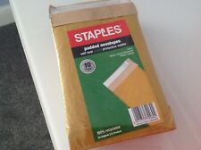 Padded envelopes Jiffy bags pack of 10 size 0
