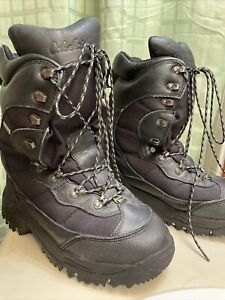 """Cabela's 83-1287 Dry-Plus Size10D Thinsulate Ultra Winter Snow Hunting 10"""" Boots"""