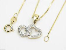 Diamond Yellow Gold 18 Carat Fine Necklaces & Pendants