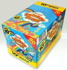 VEGAN SWEETS Swizzels  Swizzels Rainbow Drops Mini x 60 FACTORY SEALED BOX