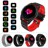 Waterproof bluetooth Smart Watch Sports Bracelet For IOS Android iPhone  2020