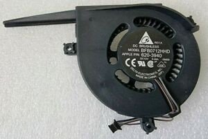APPLE iMAC A1224 ALL IN ONE PC COOLING FAN BFB0712HHD APPLE P/N:620-3940