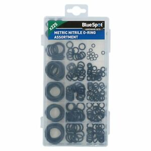 Metric MM Assorted Nitrile Rubber O-Rings Seals Plumbing Tap Washers 225pc