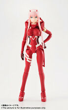 Bandai S.H.Figuarts Darling in the FranXX Zero Two Code:02 Action Figure SH SHF