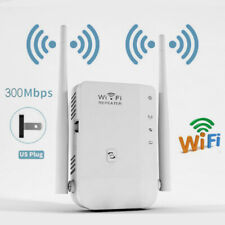 300Mbps Wireless WiFi Repeater Router Range Extender Signal Booster Plug