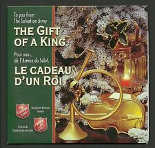 Salvation Army Band & Songsters Christmas CD #4 The Gift of a King
