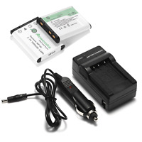 2X NP-45 NP-45A Battery / Charger For Fujifilm FinePix XP10 XP60 J10 J20 J100 US
