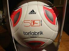 Adidas Torfabrik 2012-2013 OMB Official Matchball Box Gr.5 soccer