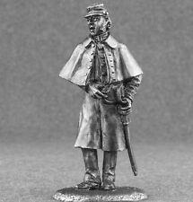 American Civil War Infantry 1/32 Federal Cavalry Toy Soldiers 54mm Metal Figures