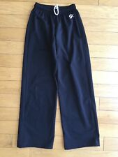 GK Elite Sportswear Black Warm Up Pants Child Small Gymnastics