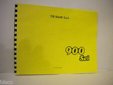 Benelli Sei 6 Cylinder Motorcycle  Parts Manual