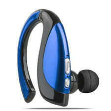 Bluetooth Headset Wireless Earphone Phone Earbud Handsfree for Android iOs Phone