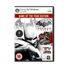 Batman Arkham City Game of the Year Edition GOTY Jeu PC