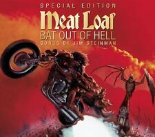 BAT OUT OF HELL / HITS OUT OF HELL - MEAT LOAF - 2 X CD + DVD SET