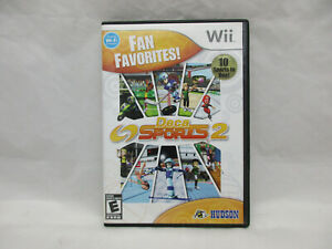 Deca Sports 2 Nintendo Wii 2009