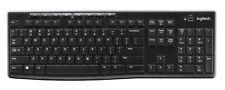 Logitech Wireless Keyboard k270-funk teclado Deutsches layout