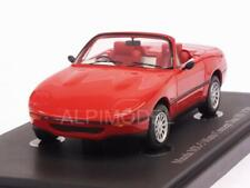 Mazda MX-5 Miata Concept Duo 101 V705 1984 Red 1:43 AUTO CULT 06021