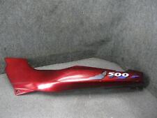 95 Kawasaki Ninja EX500 EX 500 Left Tail Fairing L9