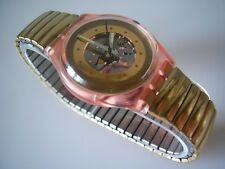 "SWATCH GENT-FLEX ""GOLDEN BOND"" +NEUWARE+ -S-"