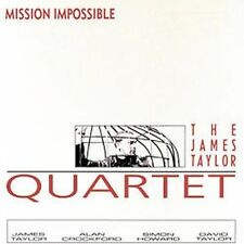 New: Taylor, James Quartet: Mission Impossible  Audio Cassette