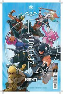 Batman X Fortnite: Punto Zero #2 - Fumetto con Codice Dentro (IN-STOCK)