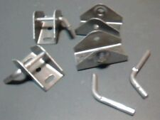 "Camelback Brackets, Awnings, Bahama Shutters, 1"" or 7/8"" poles, includes Pins"