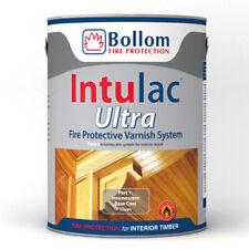 bollom intulac Ultra base Manteau Vernis pour bois ignifugé peinture transparent