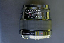 ZENZA BRONICA Zenzanon 150 mm F 3.5 PE for ETR system -  as is - for spares