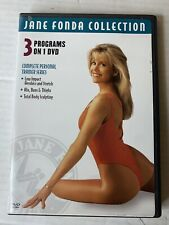 DVD: Jane Fonda Collection: Complete Personal Trainer Series - Low Impact Aerobi