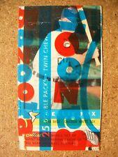 1959 Bazooka ERROR Ollie Matson Los Angeles Rams Nellie Fox Chicago White Sox