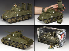 KnC001 The D-Day Sherman Tank by King & Country
