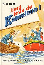 LANG LEVE DE KAMELEON (11e DRUK ZONNEBLOEMSERIE)