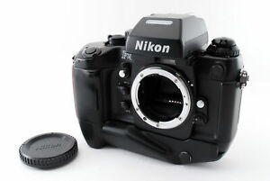 [Near MINT] Nikon F4S AF 35mm Film Camera Body + MB-21 Battery Pack From Japan