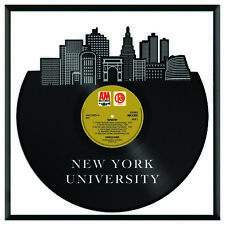 New York University Vinyl Wall Art Decorative Unique Gift Room Decoration Framed
