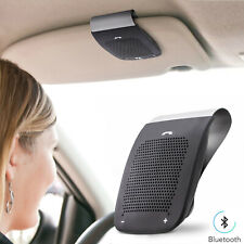 Aduro Wireless Bluetooth Hands Free Car Kit Speakerphone Speaker Phone Visor