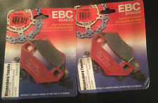 NEW! EBC BRAKE PADS FA395X (2 PACKS FOR 2 ROTORS) ARCTIC CAT 1000 250 300 400